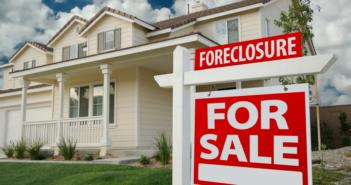 Vier Millionen Amerikaner zahlen Hypothek nicht