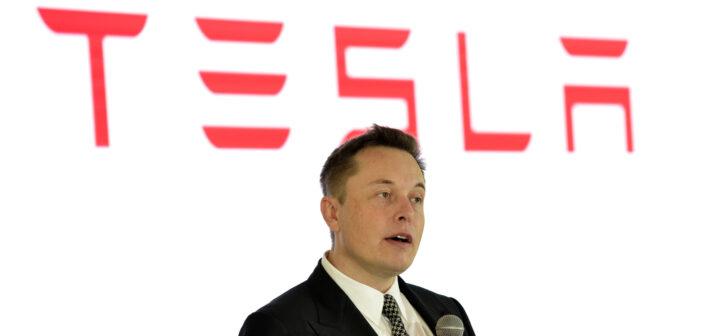 Elon Musk ist siebtreichste Person