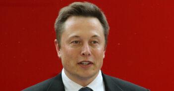 Elon Musk ist viertreichster Mensch der Welt