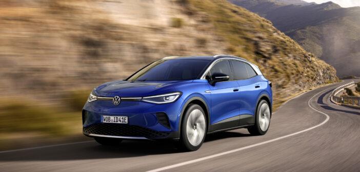 VW hat seinen ersten SUV Vollstromer ID.4 vorgestellt