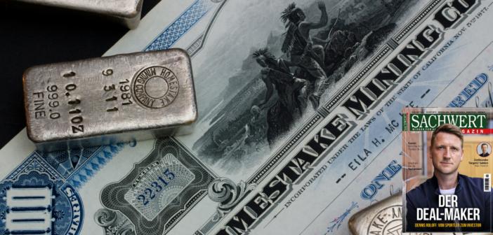 Silber und Gold oder Aktien? Was denn nun?