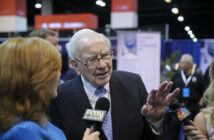 Buffetts Berkshire Hathaway investiert 600 Millionen in TV Sender