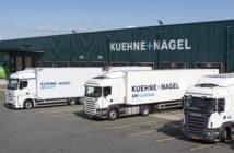 Moderna-Impfstoff: Kühne + Nagel erhält Logistik-Auftrag