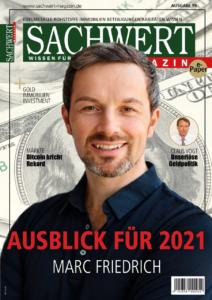 Sachwert Magazin ePaper Ausgabe 99