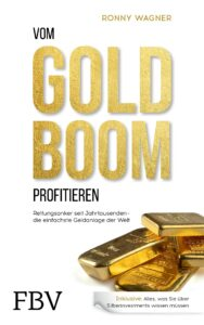 Vom Goldboom profitieren Rettungsanker seit Jahrtausenden – Die einfachste Geldanlage der Welt